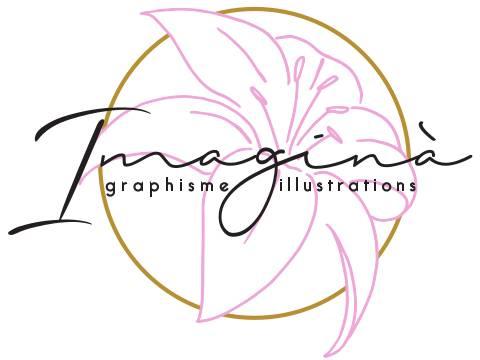 Logo Imaginà Design