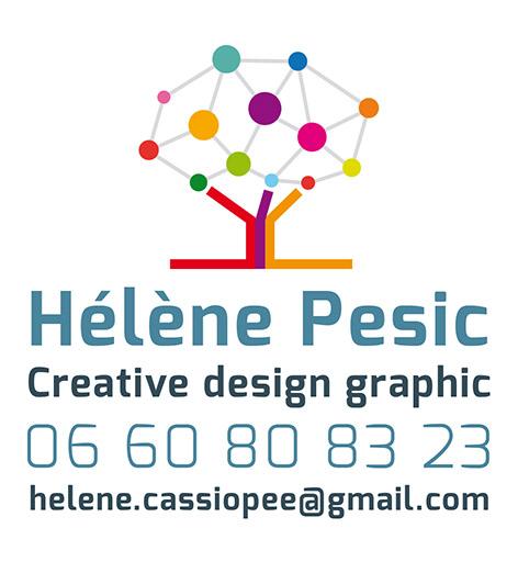 Logo Hélène Pesic