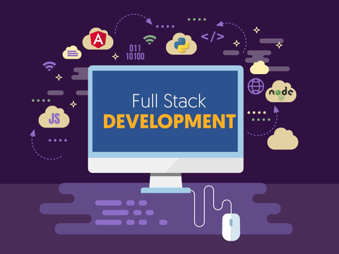 Logo Full Stack Development