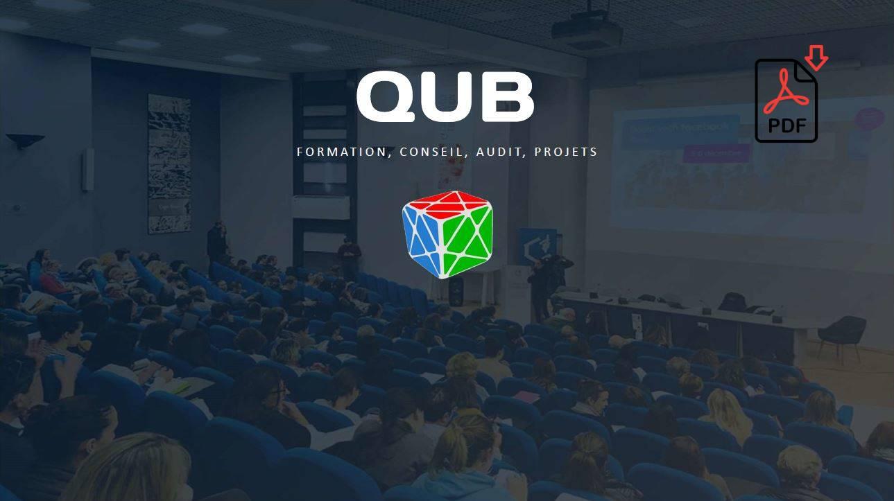 Présentation de QUB Corse